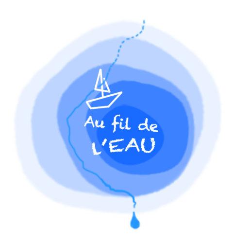 logo au fil de l'eau logo ok ok